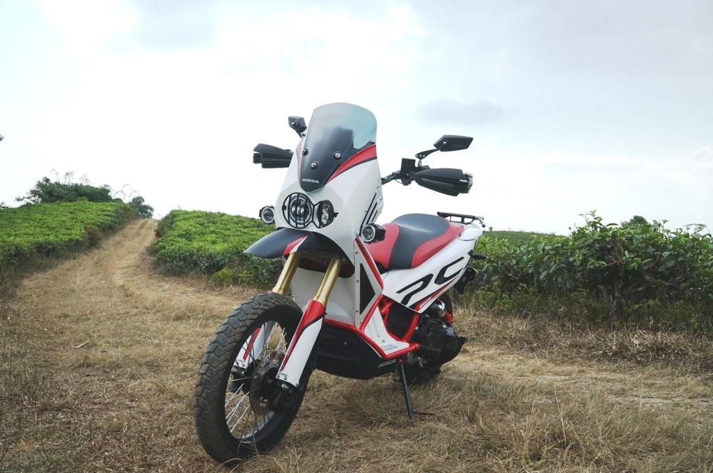 Wujudkan Skutik Impian, Modifikasi Honda PCX Jadi Andalan Honda Dream Ride Project 2021