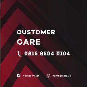 Customer Care Dealer Resmi Honda Nambo Motor Tangerang