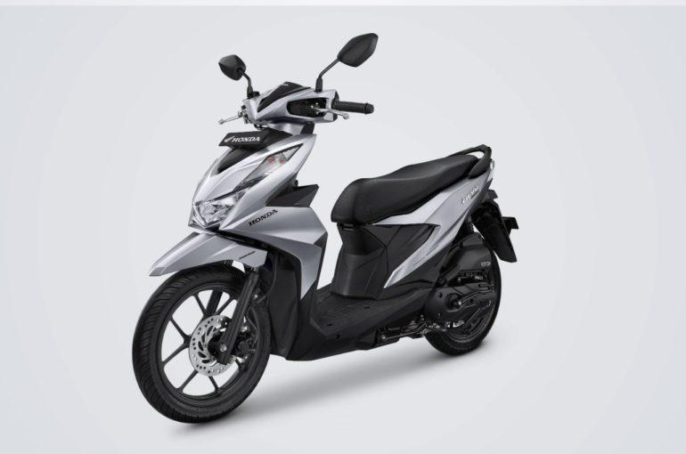 Honda Beat 2020 CBS ISS