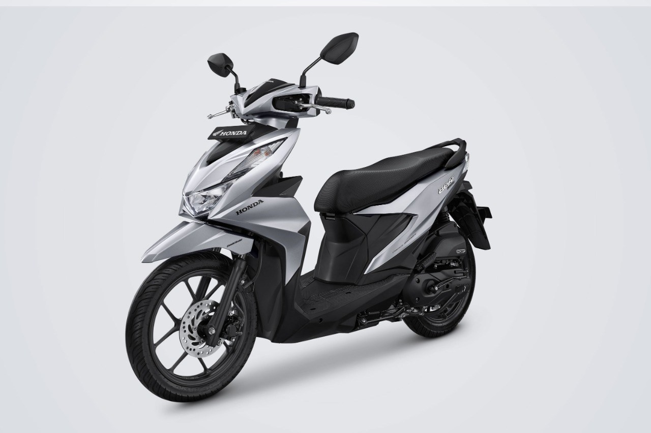 all new honda beat 2020