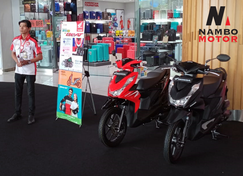 Promo Pameran Motor Honda Tangerang 1