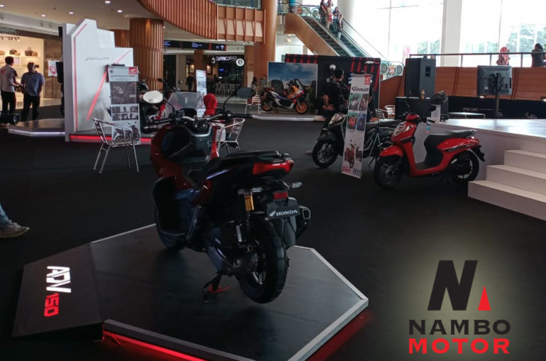 Pameran Motor Honda Matic 2020