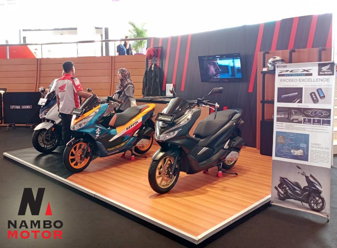 Promo Pameran Motor Honda Tangerang 3
