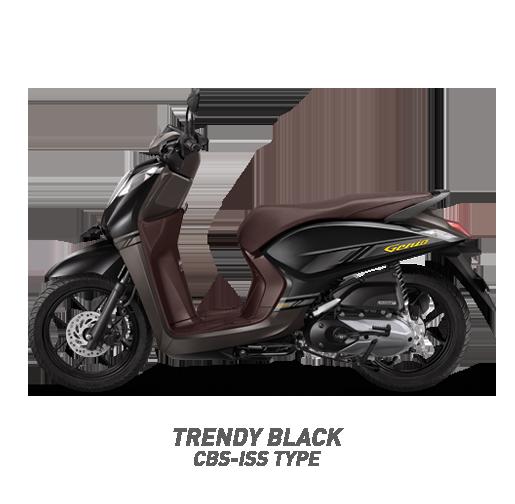 Honda Genio, Skuter Matik Stylish yang Kekinian