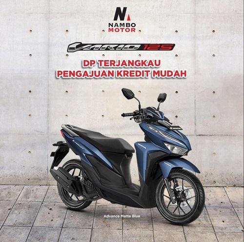 Jual Motor Honda PCX 160 Nambo Motor