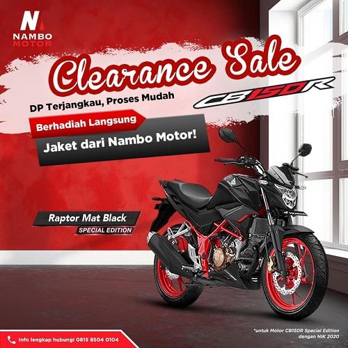 Rasakan Sensasi Promo Motor Murah di Nambo Motor Dealer!
