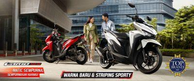Kredit Honda Vario berdasarkan Jenis Motor