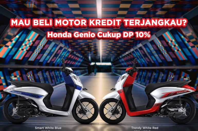Review Honda Genio, Kelebihan dan Kekurangannya