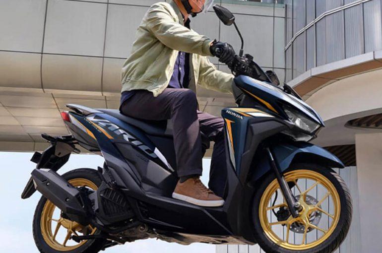 Honda Vario: Macam dan Spesifikasinya